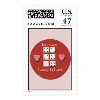 777 día de boda del Special de los sellos que se