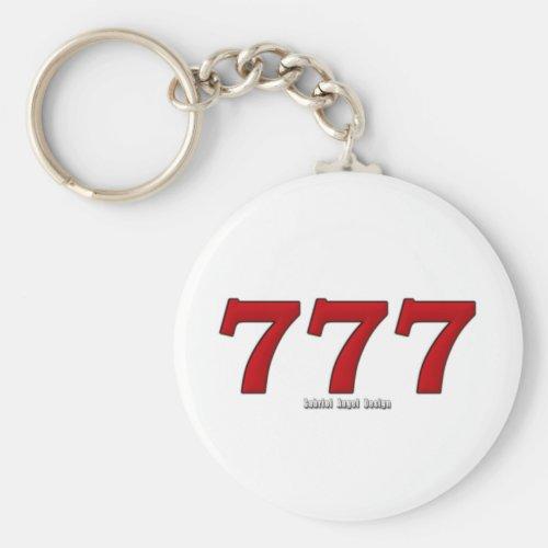 777 KEYCHAIN