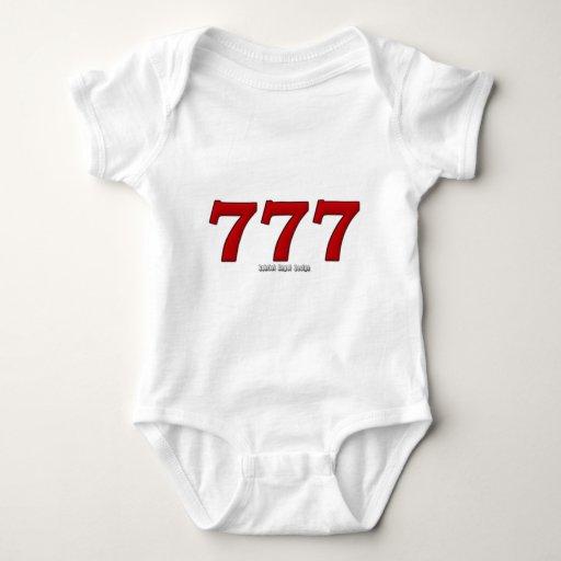 777 MAMELUCO DE BEBÉ