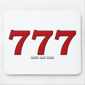 777 MOUSE PAD