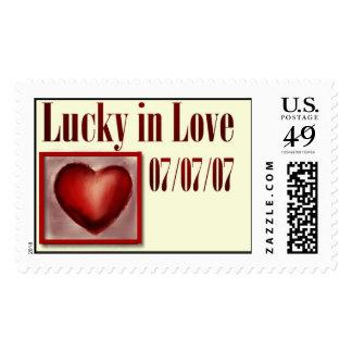 777 sellos que se casan para su fecha que se casa