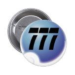 777 sur bulle button