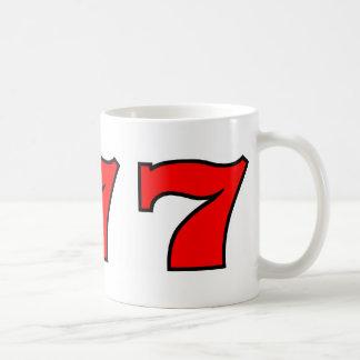 777 TAZA DE CAFÉ