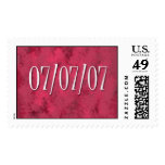 777 Wedding stamps for your 07/07/07 wedding
