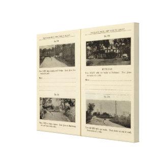 77881 Crotonon Hudson Buchanan Stretched Canvas Prints