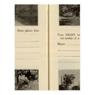 77881 Crotonon Hudson Buchanan Postcard