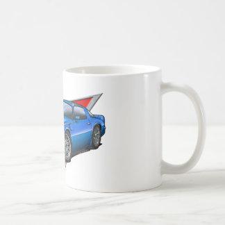 77-78 Blue Firebird TA Coffee Mug