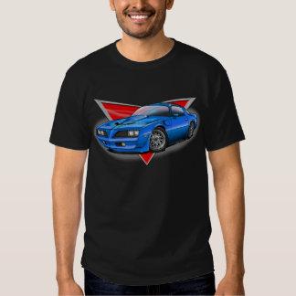 77-78 Blue Firebird TA Tee Shirt