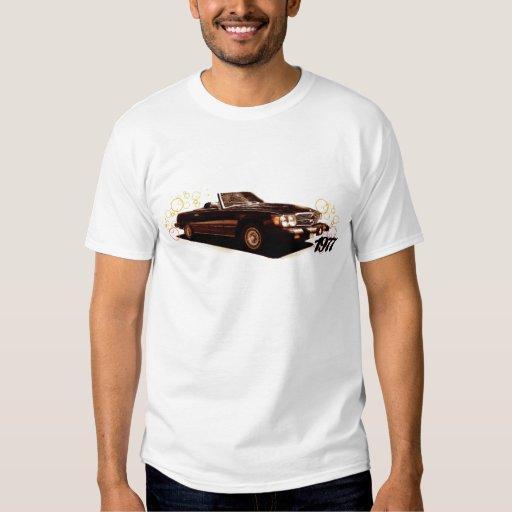 77 mercedes t shirt