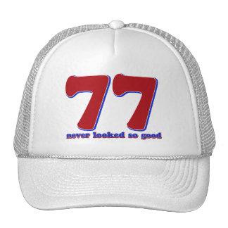 77_neverlooked trucker hat