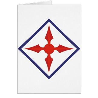 77.o Brigada de aviación Tarjeta De Felicitación