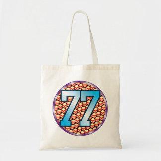 77 Skulls Age Budget Tote Bag