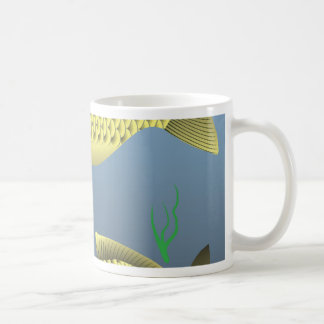 77Fish_rasterized Coffee Mug