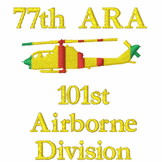 77th Aerial Rocket Artillery AH-1 Cobra Shirt