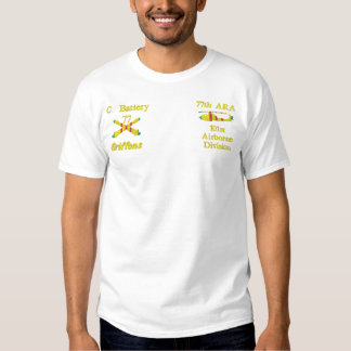 77th Aerial Rocket Artillery AH-1G Cobra Shirt