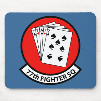 77th Fighter Squadron Mouse Pad