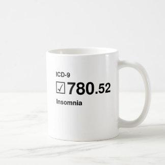 780.52, Insomnia Classic White Coffee Mug