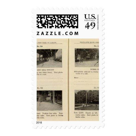 78689 Broadway & 230th St Dobbs Ferry Postage