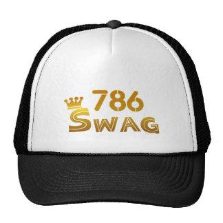 786 Florida Swag Trucker Hat