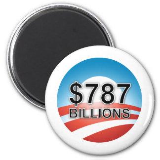 $787 BILLIONS MAGNET
