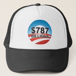 $787 BILLIONS TRUCKER HAT