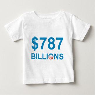 $787 BILLIONS T SHIRTS