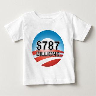 $787 BILLIONS INFANT T-SHIRT