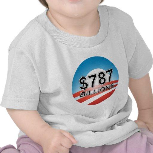 $787 MIL MILLONES CAMISETA