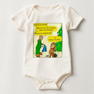 787 Pontius Pilate cartoon Baby Bodysuit