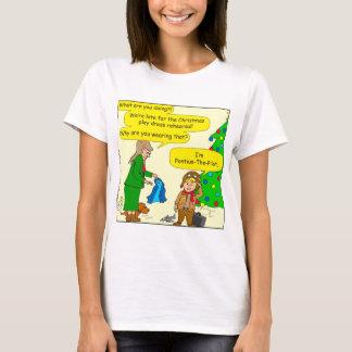 787 Pontius Pilate cartoon T-Shirt