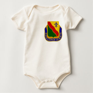 787th Military Police Battalion Baby Bodysuit