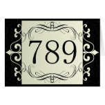 789 Area Code Greeting Cards