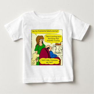 789 presidential debate cartoon baby T-Shirt