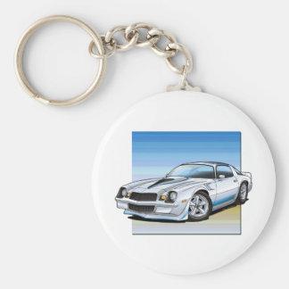 78-81 Camaro Keychain