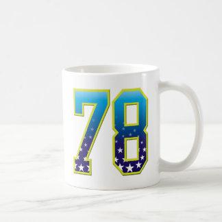 78 Age Star Mugs