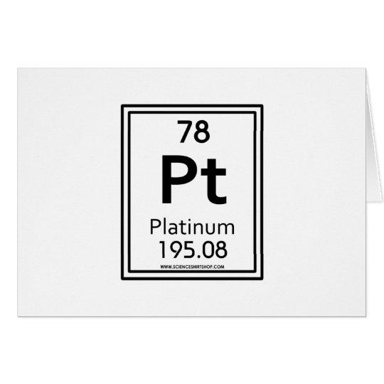 78 Platinum Card