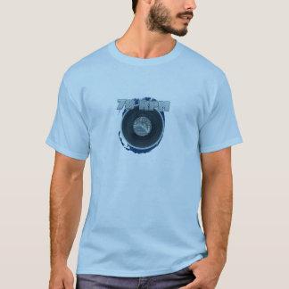 78 RPM Record Aqua T-Shirt