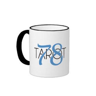 78 Tarot Ringer Mug