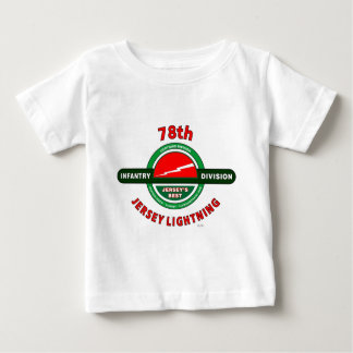 """78TH INFANTRY DIVISION """"JERSEY LIGHTNING"""" DIVISION SHIRT"""