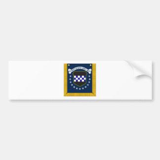 78th tabard bumper sticker
