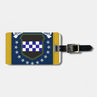78th tabard tag for luggage