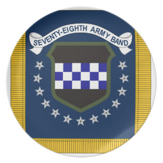 78th tabard plates