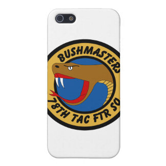 78th Tactical Fighter Squadron iPhone SE/5/5s Case