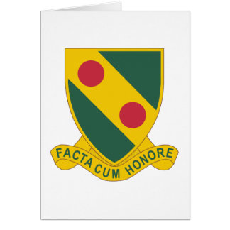 793 Military Police Battalion Card