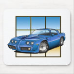 79-81 Trans Am Mouse Pad