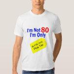 $79.95 Plus Tax Funny Birthday Tee Shirt