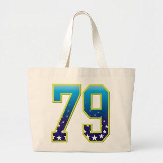 79 Age Star Tote Bag