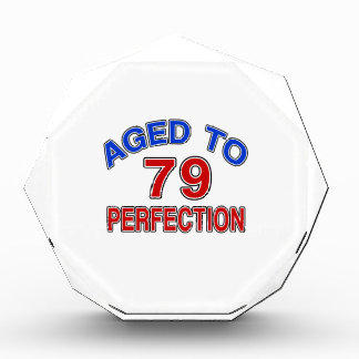 79 Aged To Perfection Award