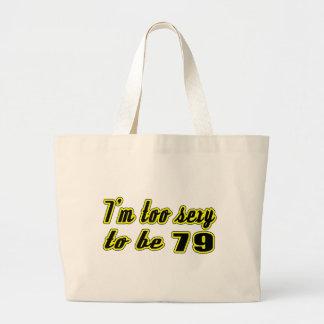 79 birthday designs bag