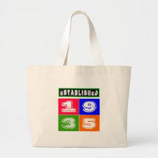 79 Birthday Designs Bags